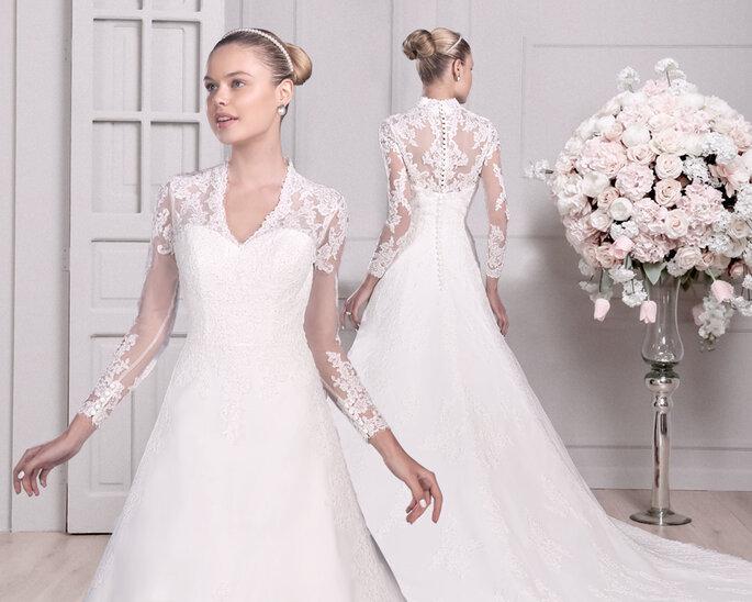 novias de españa: elige el vestido de tu gran día con los mejores