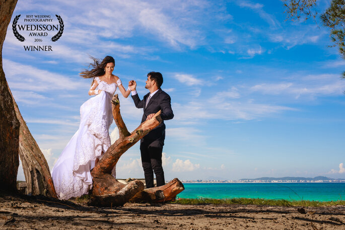 """O """"sim"""" para o seu fotógrafo não é lá tão diferente para o seu noivo"""