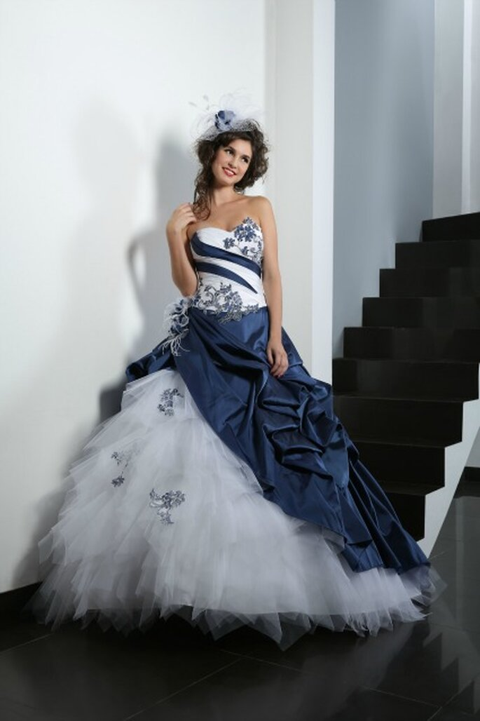 Robe de mariée BGP Company 2014, modèle E3209 Diletta