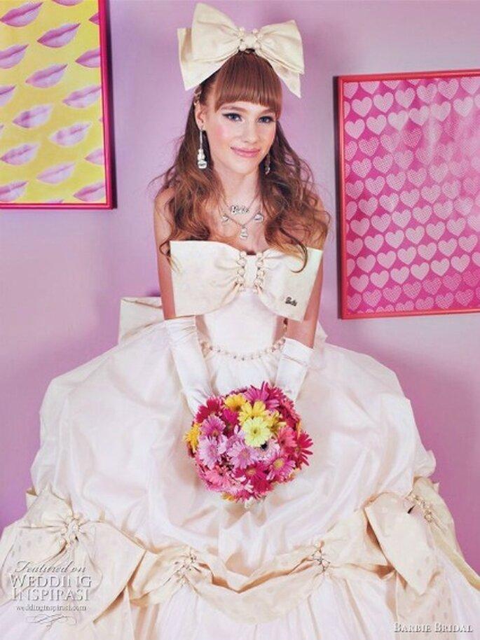Barbie Bridal 5ème collection 2010-2011