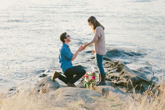 Pedido de casamento. Ideias super românticas de pedido de casamento