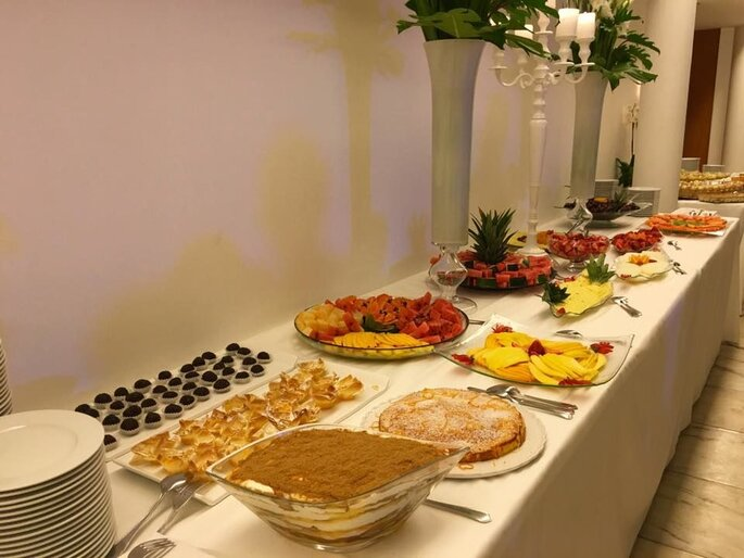 Complicity Moments - Premium Catering