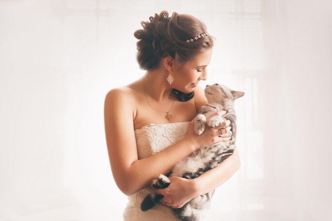 Wenn Menschen Tiere lieben und Gesetze die Heirat möglich machen. Foto: Shutterstock