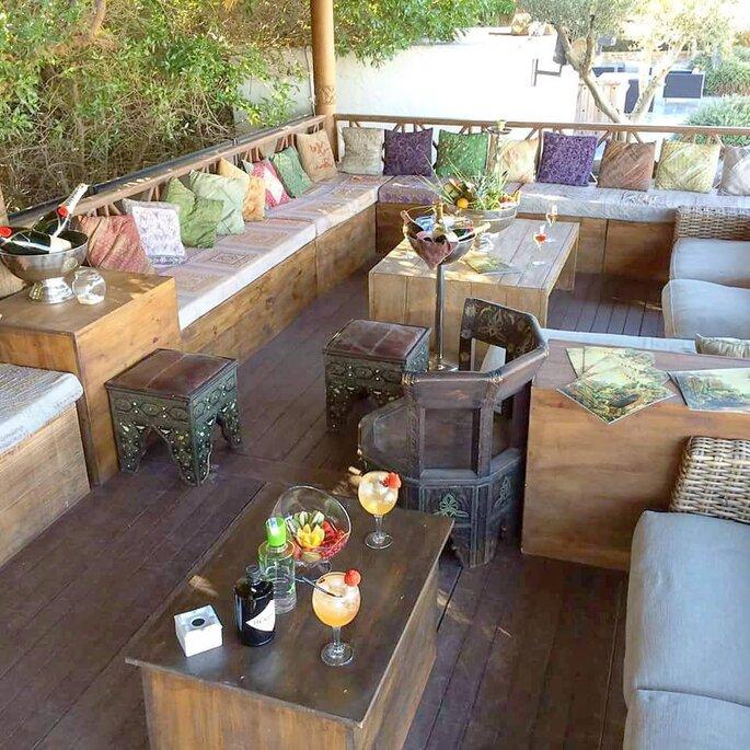 Wakaya Lounge