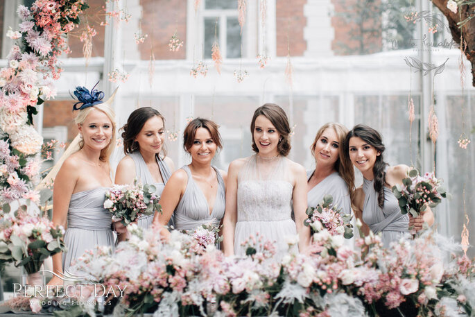 Perfect Day Wedding Planners.