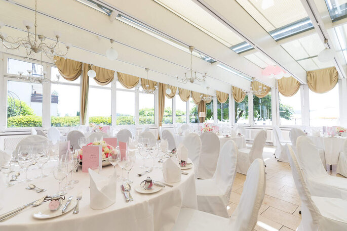 Hochzeitslocation Seehotel Leoni Starnberger See