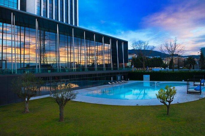 Melia Braga Hotel & Spa - Visite o Site!