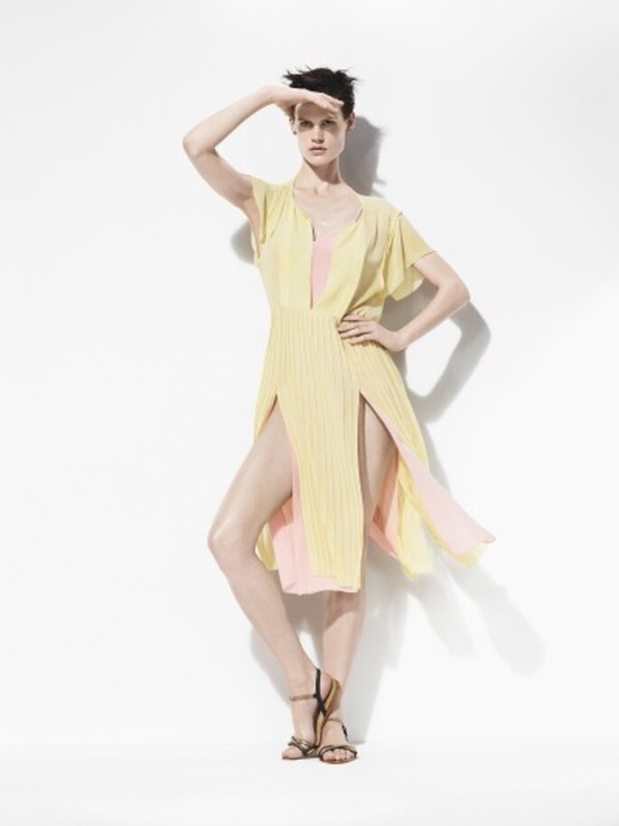 Lookbook de Zara primavera-verano 2012