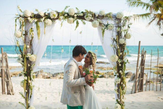 Whitechic Wedding
