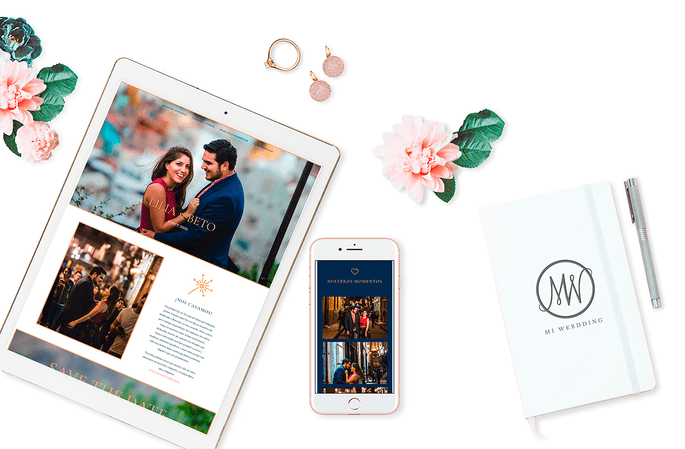 Mi Webdding invitaciones de boda en Ciudad de México