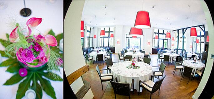 Hochzeitslocation: Villa im Tal. - Foto: jonpride.com