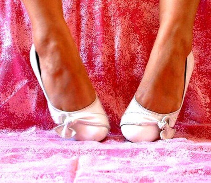 Chaussures de mariage sans talons : un choix judicieux !