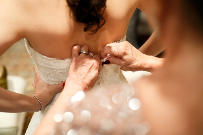 Making off da noiva