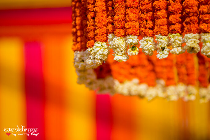 How To Choose The Most Luxurious Decoration For Your Haldi Ceremony