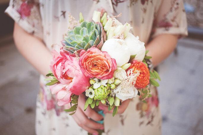 5 tendances ravissantes de bouquets de mari e pour 2016. Black Bedroom Furniture Sets. Home Design Ideas