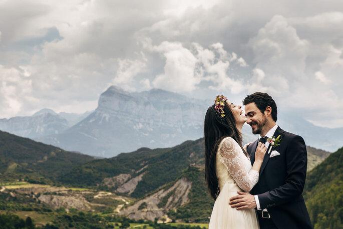 como driblar a chuva no casamento
