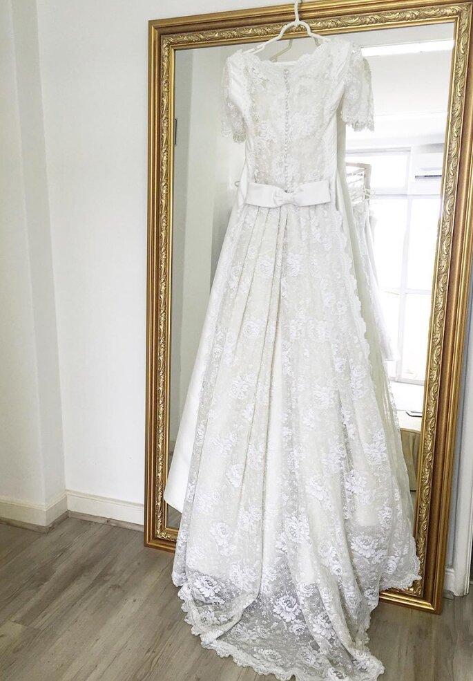 aluguel vestido noiva RJ