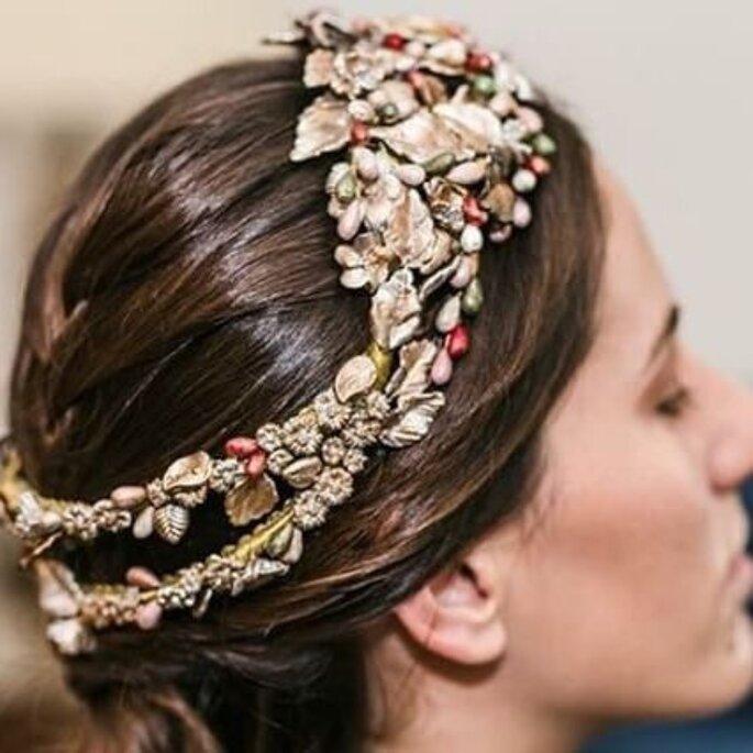 Accessori capelli sposa