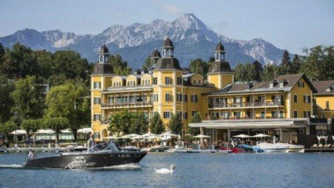 Schlosshotel Falkensteiner in Velden