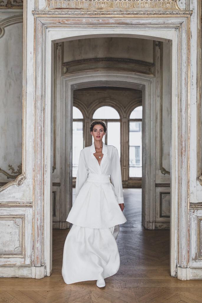 Victoire Vermeulen - créatrice de robe de mariée - Nord
