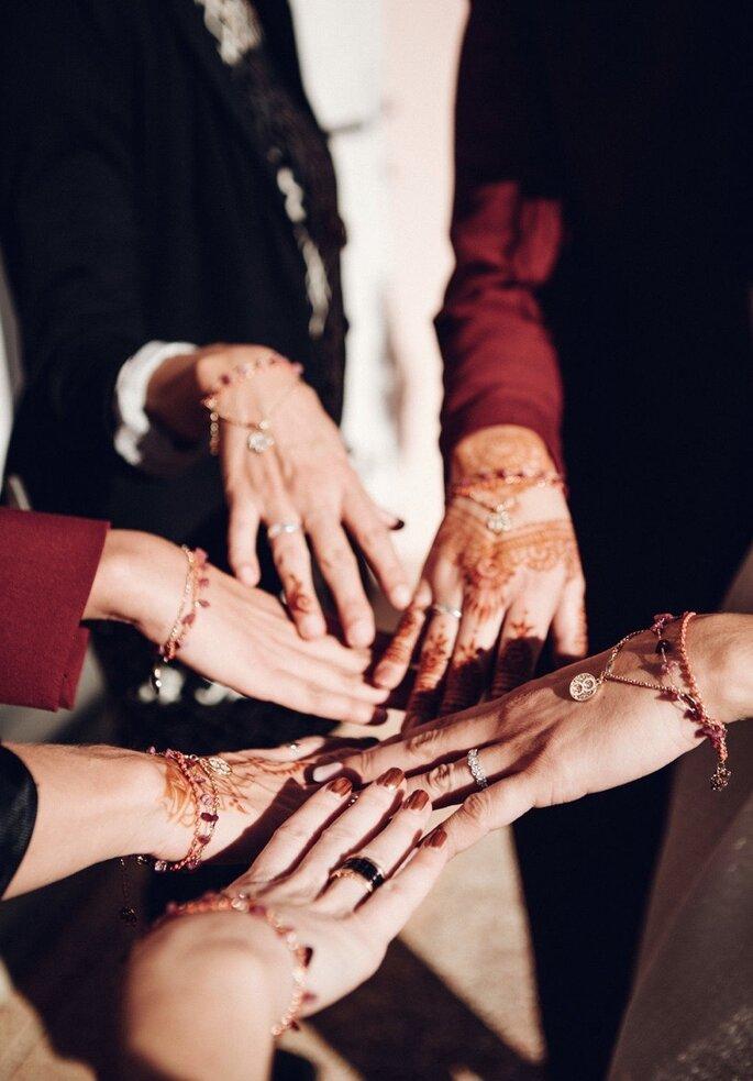 Traditions venues d'ailleurs pour un mariage mémorable