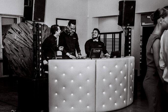 Sonor - DJ mariage - Alpes-Maritimes (06)