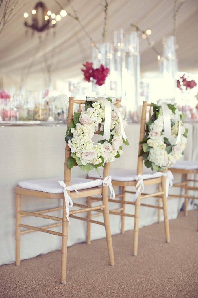 Montajes perfectos para una boda en la playa - Foto Sarah Kate