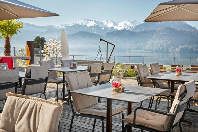 Hotel Alpenblick Weggis Vierwaldstätter See