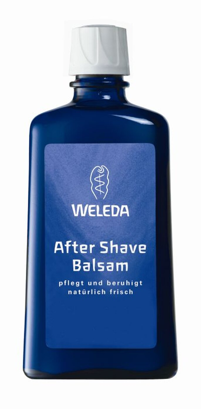 Weleda AfterShaveBalsam - Foto: © http://www.weleda.de