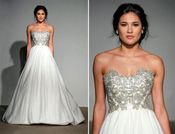 Colección de vestidos de novia Anna Maier Ulla-Maija 2013