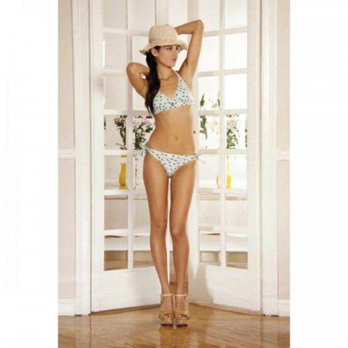 Bikini con estampados para la luna de miel - Foto Dolores Promesas