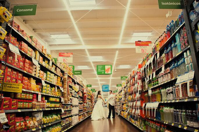 Consejos para elegir el cátering de tu boda. Foto: www.flaiifoto.com