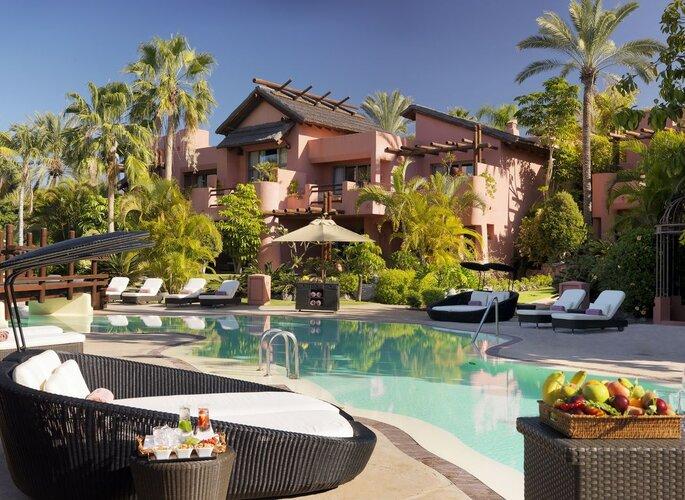 Honeymoon Hotel Idee