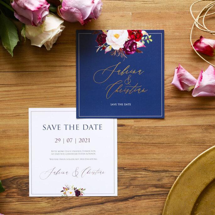 invitacion de boda Zankyou Paper