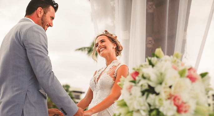 Casamento Thaeme em Cancun