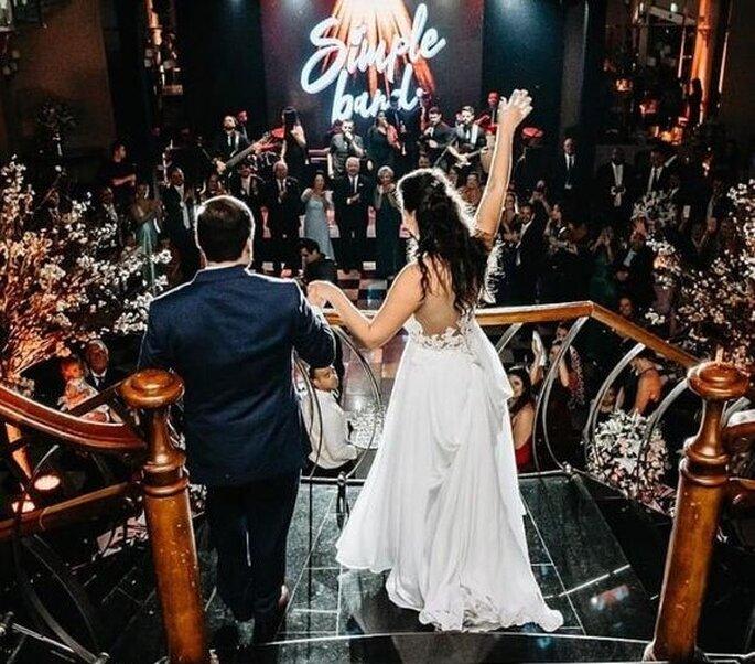 banda de casamento em São Paulo