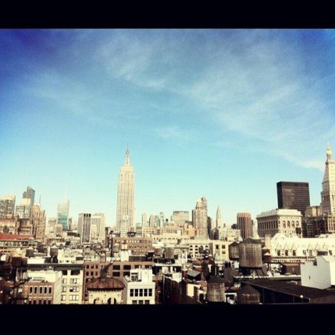 Organiza un viaje de luna de miel desde tu página web de bodas Zankyou - Foto New York Facebook