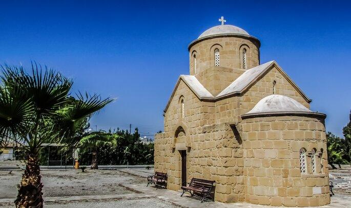 Lárnaca Igreja Tradicional – Foto: Pixabay