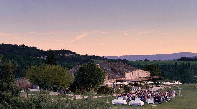 Le Clos du Tuillier - Lieu de réception mariage - Provence