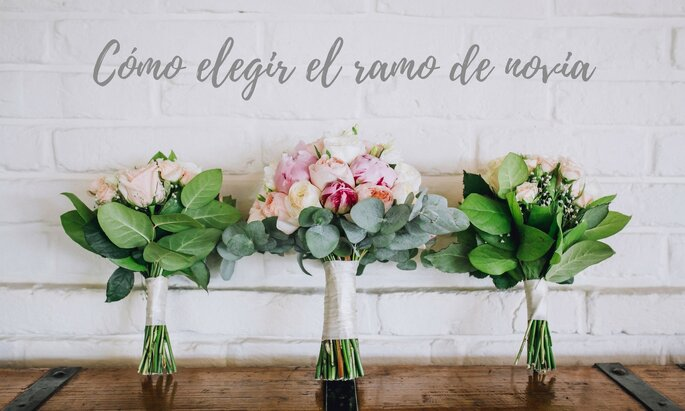 cómo elegir el ramo de novia para mi boda: 5 pasos que querrás saber