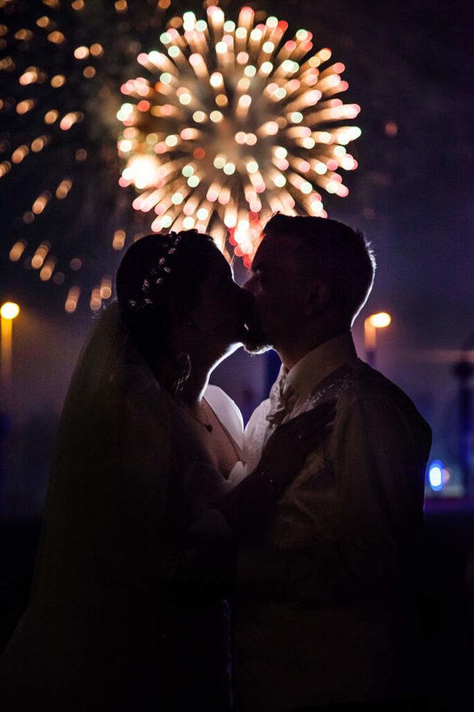 Hochzeitsdienstleister. Fotograf