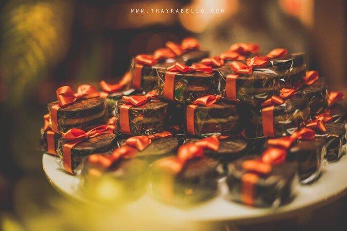 Olenka Brownies. Foto: Thay Rabello
