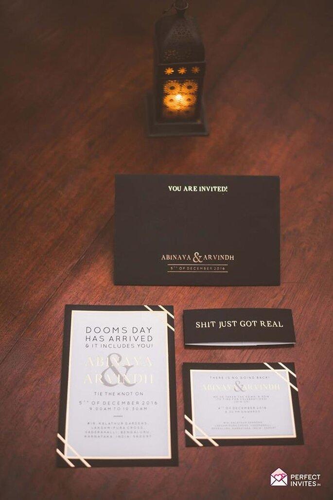Photo: Perfect Invites.