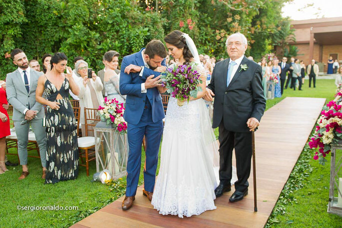 casamento boho chic galeria jardim