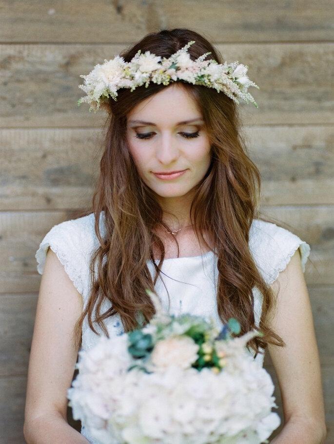8 tendencias en belleza para novias que serán extraordinarias este 2015 - Birgit Hart