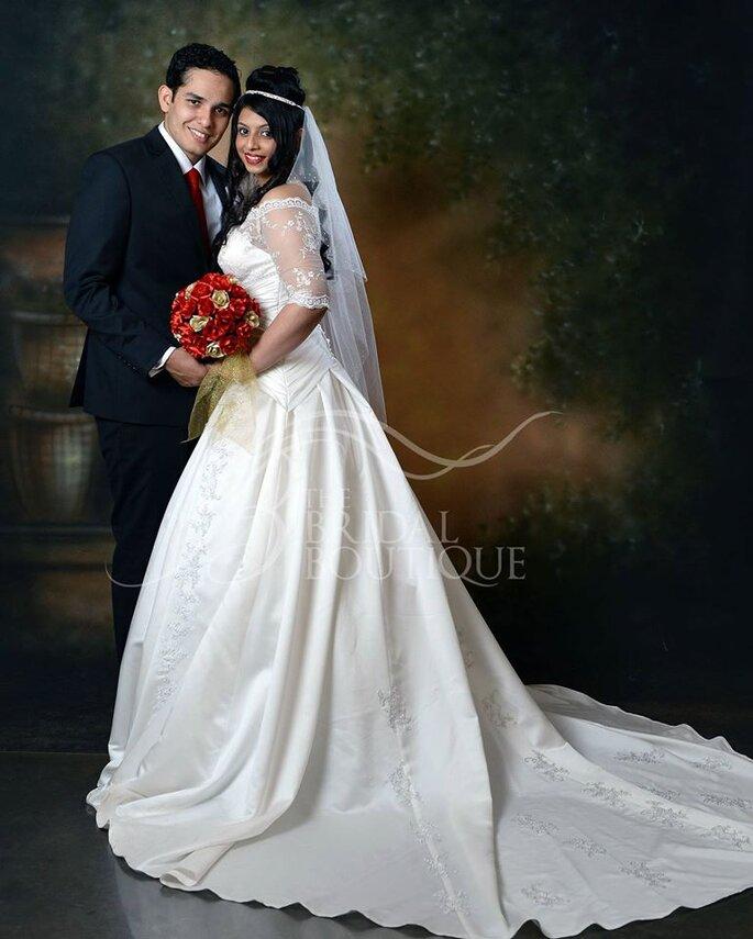 Photo: The Bridal Boutique.