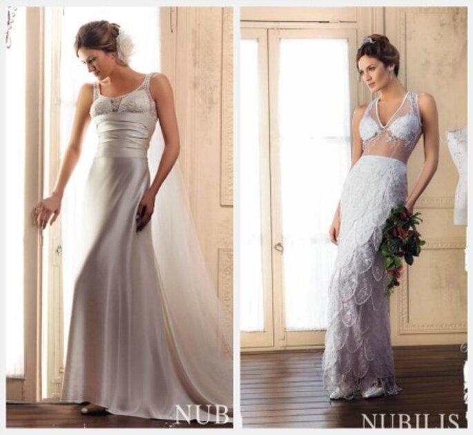 Imaginate cuál sería el vestido de Paula - Foto Nubilis