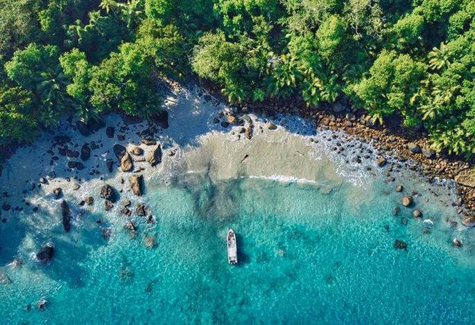 Ilha Silhuette