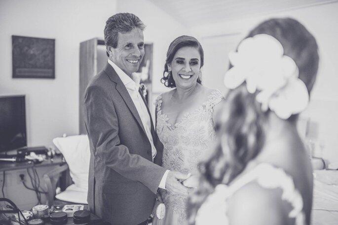 Pais e a noiva