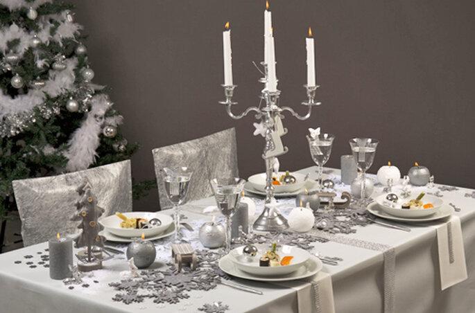 d coration de mariage hivernale au top avec zo confetti. Black Bedroom Furniture Sets. Home Design Ideas